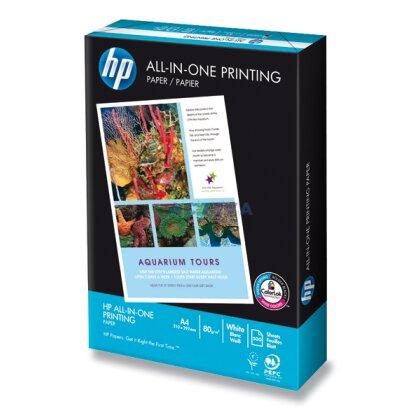 Obrázek produktu HP All-in-one Printing Paper - xerografický papír - A4, 5×500 listů