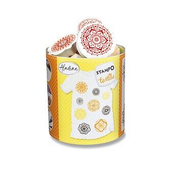 Obrázek produktu Razítka Aladine Stampo Textile - Mandaly