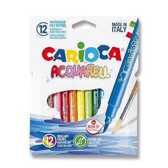 Obrázek produktu Fixy Carioca Acquarell - 12 barev