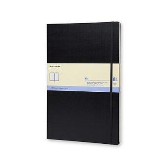Obrázek produktu Skicář MOLESKINE - tvrdé desky - A3, černý