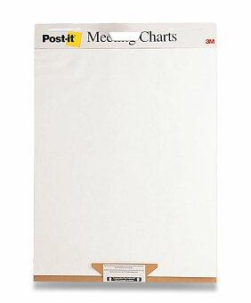 Obrázek produktu Samolepicí archy 3M Post-it Meeting Charts 559