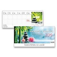 Stolní kalendář Harmonie