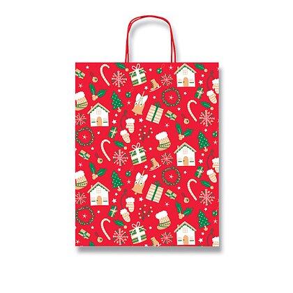 Obrázek produktu Sadoch Fantasia Christmas - dárková taška - 360 x 120 x 460 mm