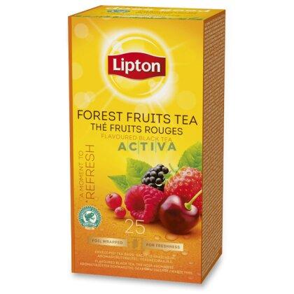 Obrázek produktu Lipton - černý čaj - Lesní ovoce