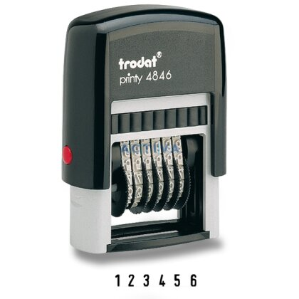 Product image Trodat - number stamp
