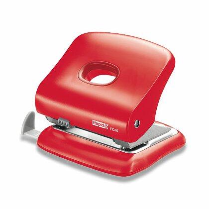 Obrázek produktu Rapid FC30 - děrovačka - na 30 listů, sv. červená