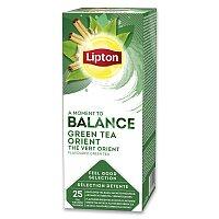 Zelený čaj Lipton Green Tea Orient
