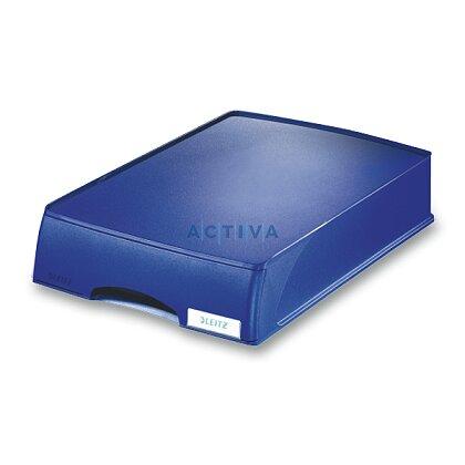 Obrázek produktu Leitz Plus - plně uzavřený kancelářský odkladač - modrý