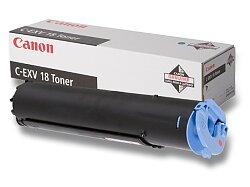 Toner Canon C-EXV 18 pro laserové tiskárny