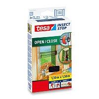 Otevírací síť na suchý zip proti hmyzu Tesa Insect Stop