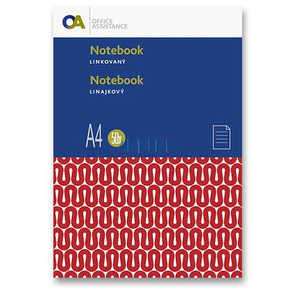 Product image Composition book 55104 A4