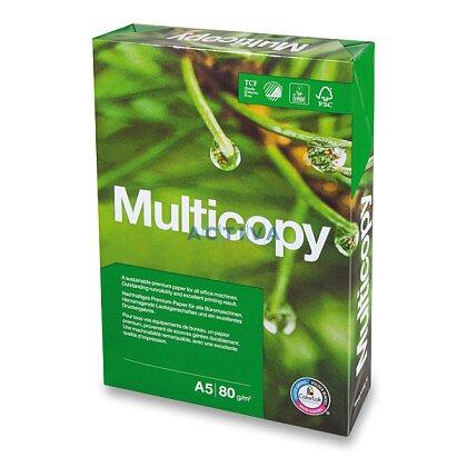 Obrázok produktu MultiCopy Original - xerografický papier - A5, 80 g, 500 listov